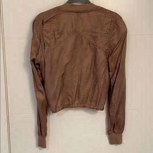 Free People Jackets & Coats - Free People Bomber Jacket